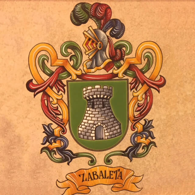 Familia Zavaleta